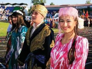 Muslim Tartars from the Crimean Peninsula