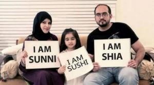 sunni shia family