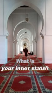 your inner state