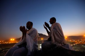 A short khutbah on the Hajj