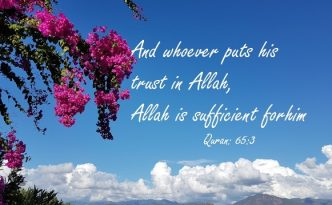 Learning to Trust Allah