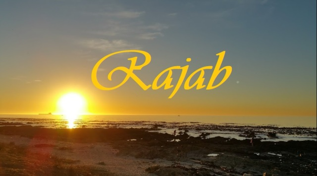Rajab: a very special month of seeking forgiveness