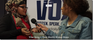 What Being A Black Muslim Woman Means