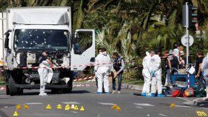 Terror attack in Nice, France